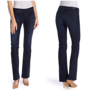 AG Angel Bootcut Dark Wash Jeans 29